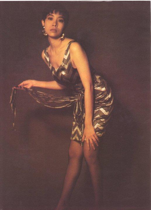 cocktail dress vintage by Thai fashion designer in Thai magazine