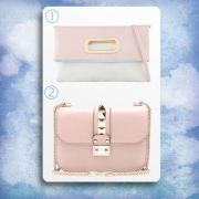 bambi schnell pink pastel bags aldo valentino