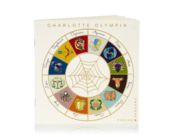 Charlotte Olympia horoscope book