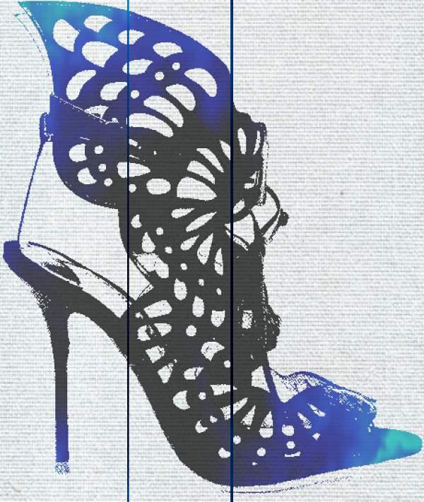 Bambi Schnell Sophia Webster sandals